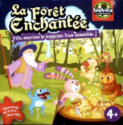 la-foret-enchantee