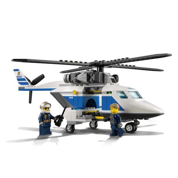 Lego hélicoptère