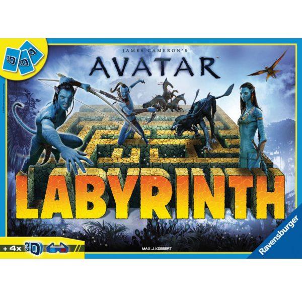 labyrinthe avatar